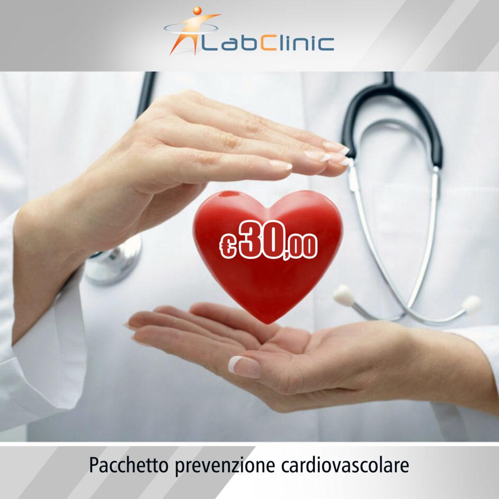 Pacchetto prevenzione cardiovascolare